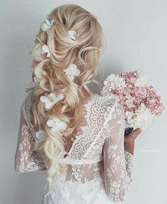 Le acconciature estive: stile e freschezza per i capelli della sposa