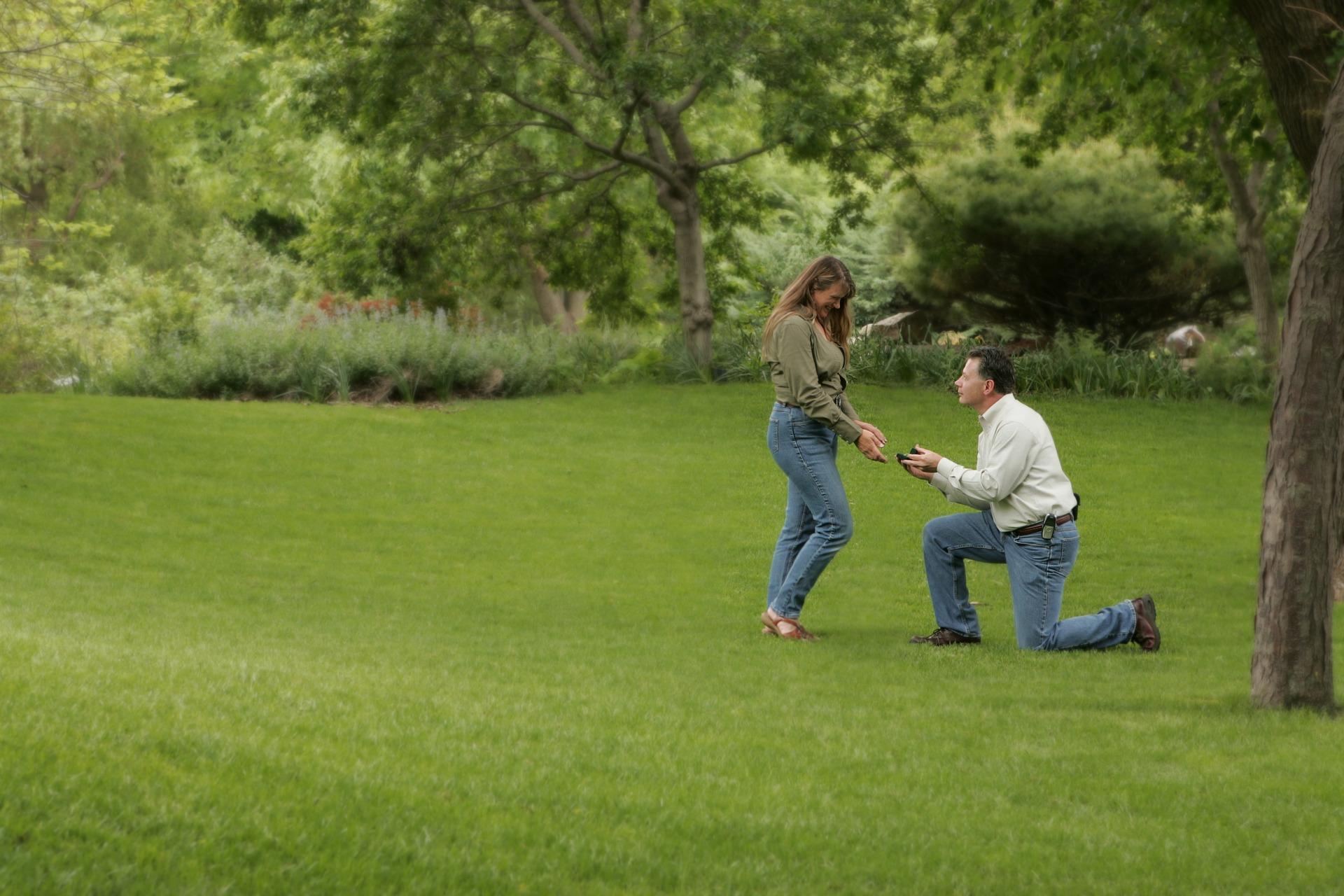 L'anello di fidanzamento, il gioiello per dire ti amo
