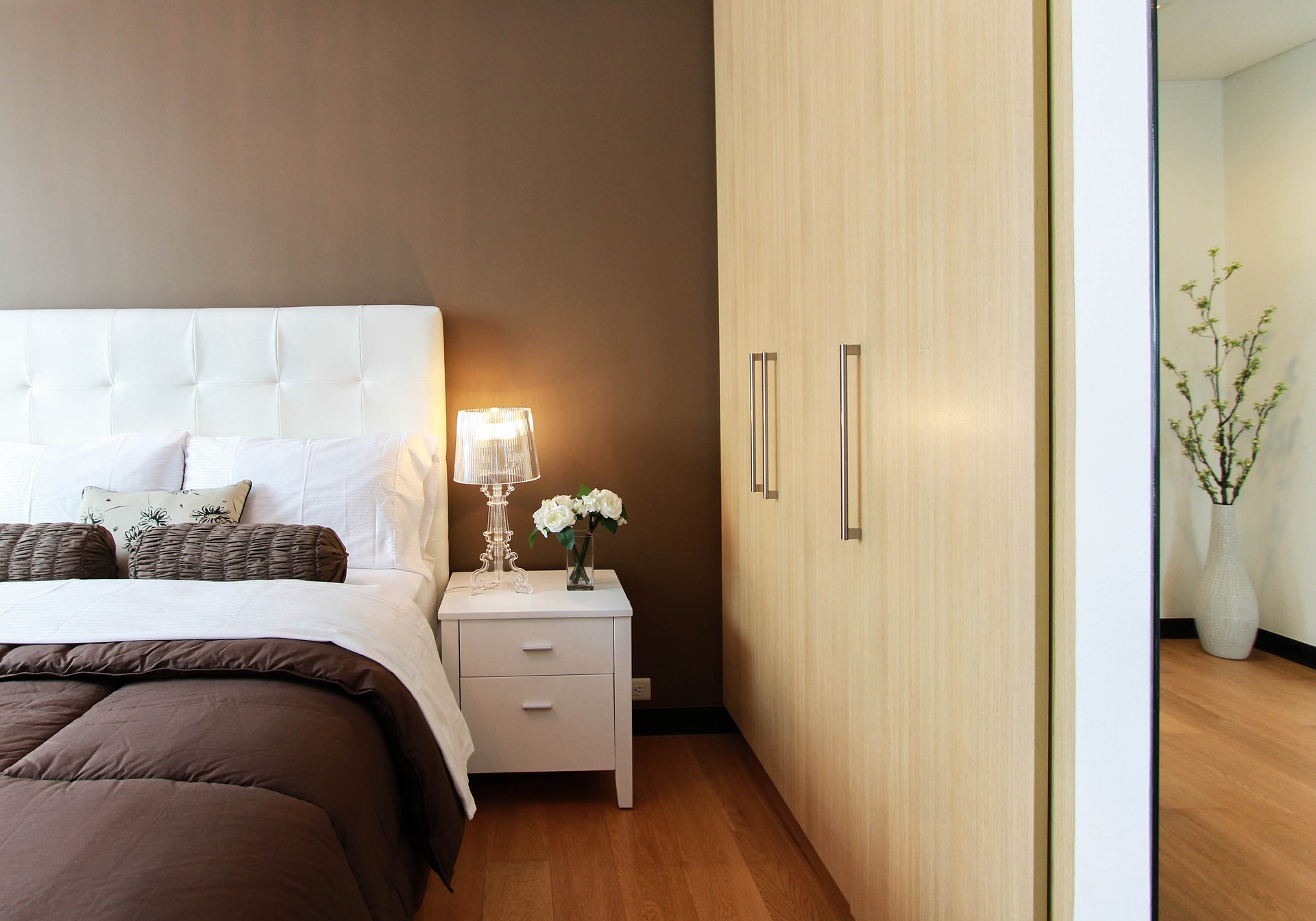 Arredare la stanza da letto, la camera più intima e segreta