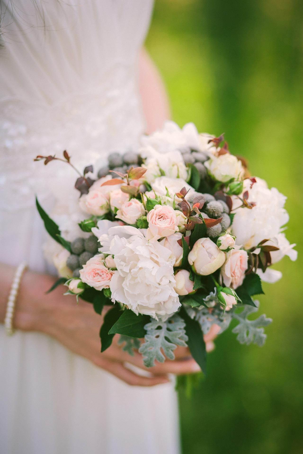 Il bouquet di nozze: istruzioni per l'uso