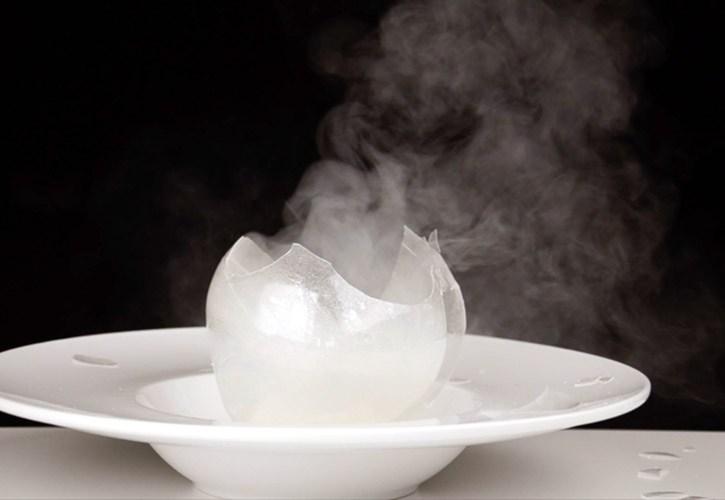 La cucina molecolare per un banchetto innovativo